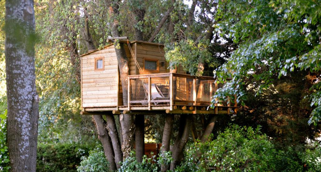 Une Cabane à Eguilles