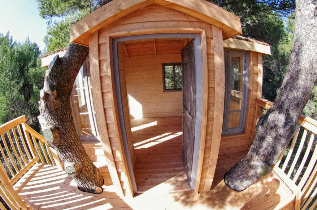 Une Cabane à Apt