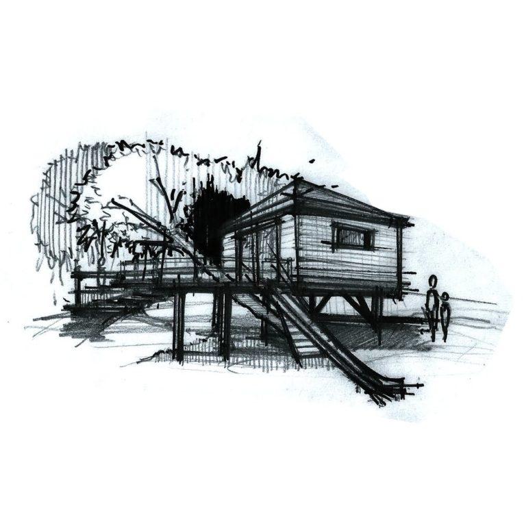 Une Cabane à Barjols