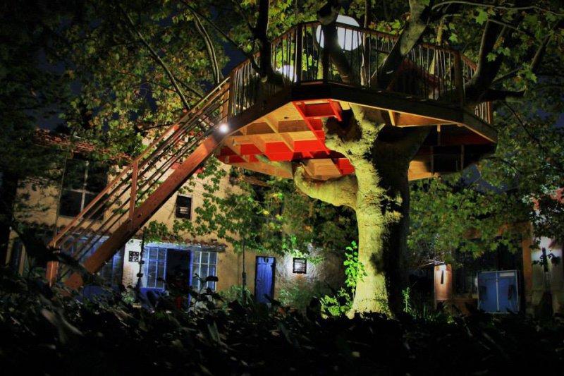 Une Terrasse à Aix-en-Provence