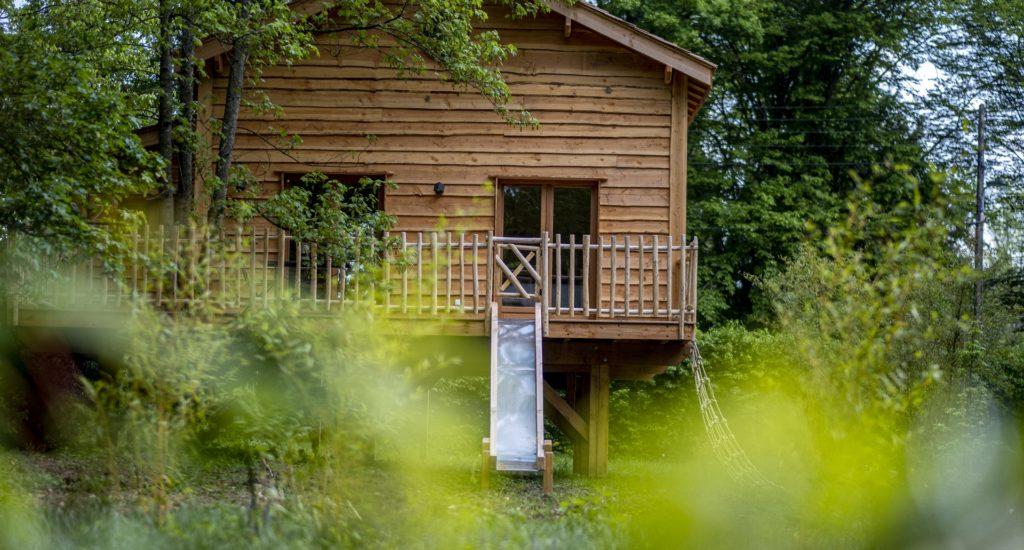 Une Cabane à Vichy
