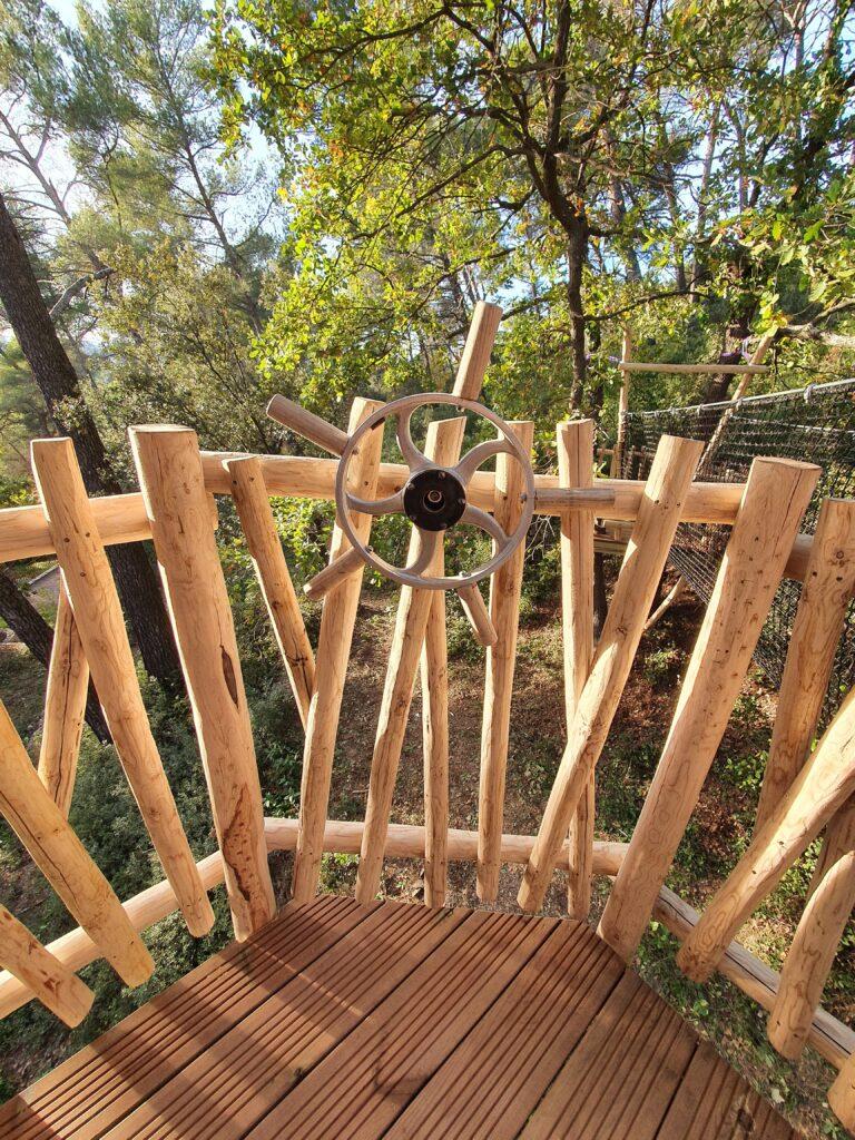 Une Cabane à la Capelasse