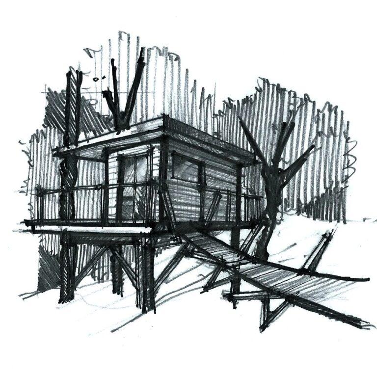 Une Cabane aux Laouvas